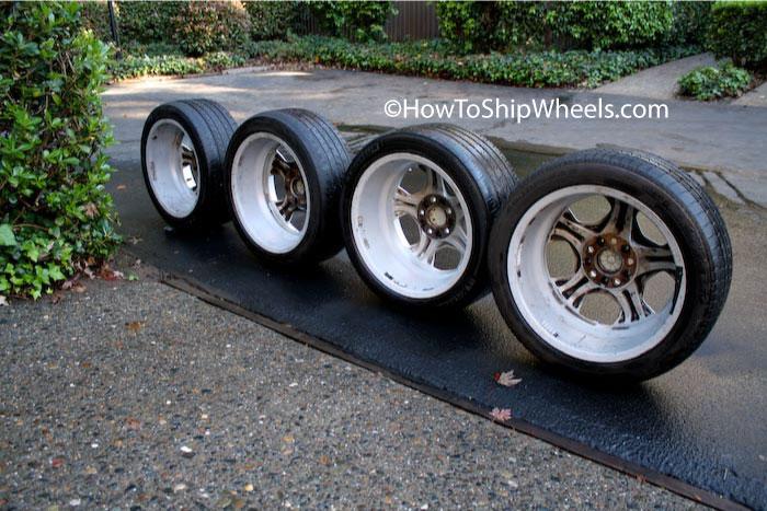 detailing bmw wheels