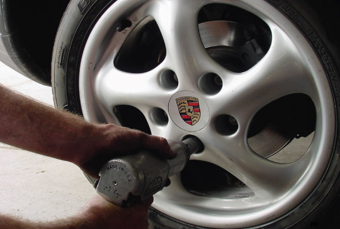 selling porsche wheels online